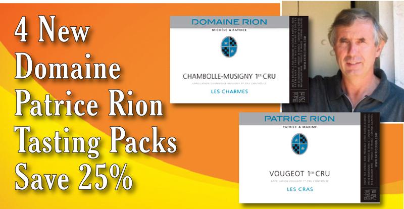 Rion Tasting Packs
