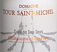 Tour St Michel Soeurs Label