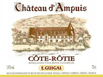 Guigal Ampuis label