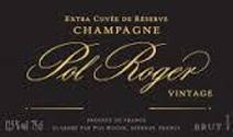 Pol Roger Brut Label