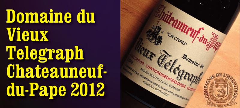Vieux Telegraph 2012 Header