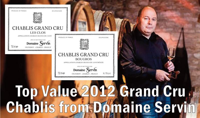 Servin Chablis 2012 Header