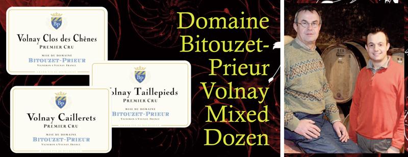 Bitouzet Volnay Dozen Header