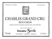 Servin Bougros Label