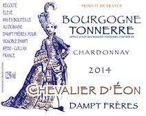 Dampt Chevalier Label
