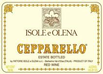 Cepparello Label