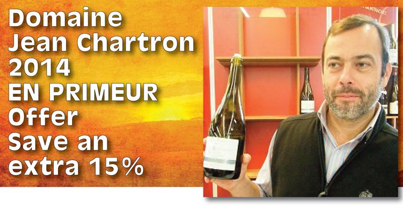 Chartron 2014 EP Header