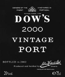 Dow 2000 Label