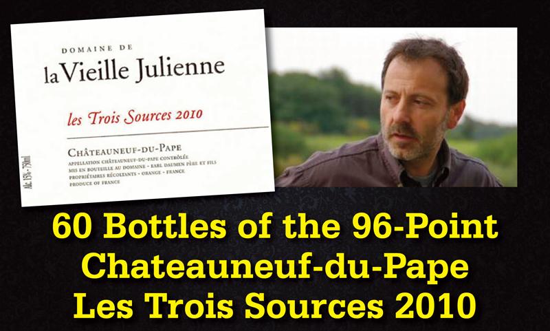 Vieille Julienne Trois Sources 2010 Header