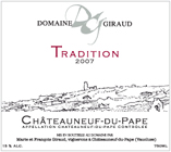 Giraud Tradition Label Small