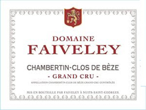 Faiveley Beze Label