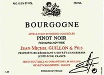 Guillon Bourgogne Label