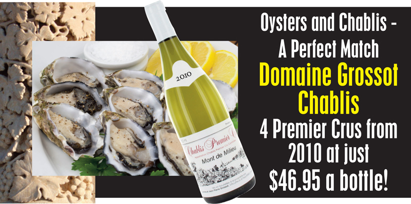 Grossot Oysters Header