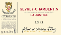 Felettig Justice 2012