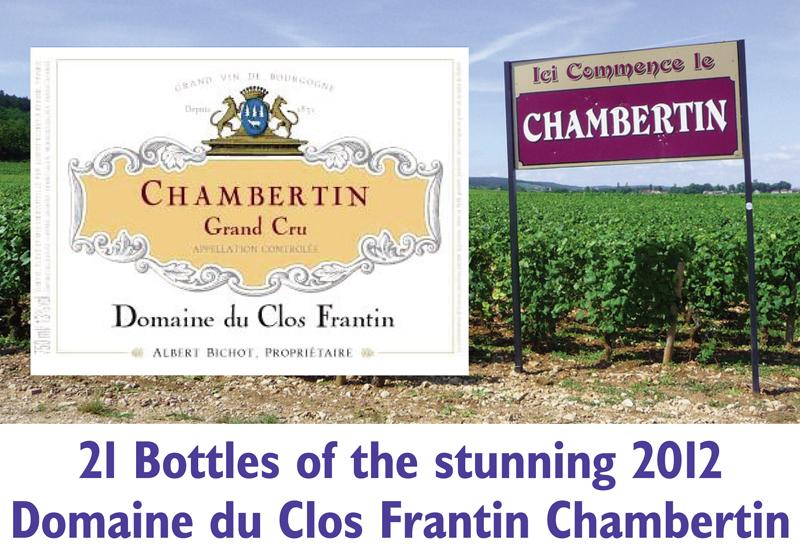 Frantin 2012 Chambertin Header