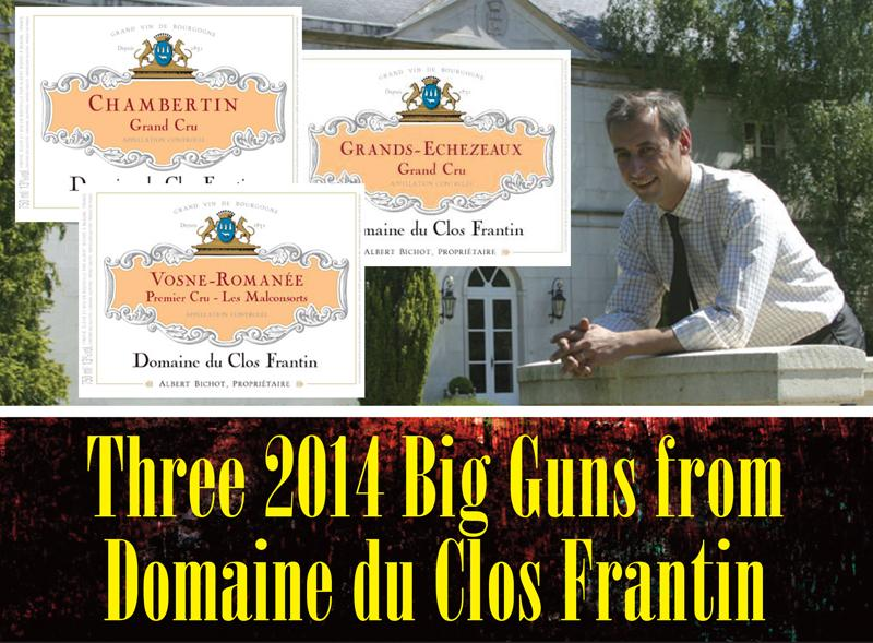 Frantin 2014 Big Guns Header