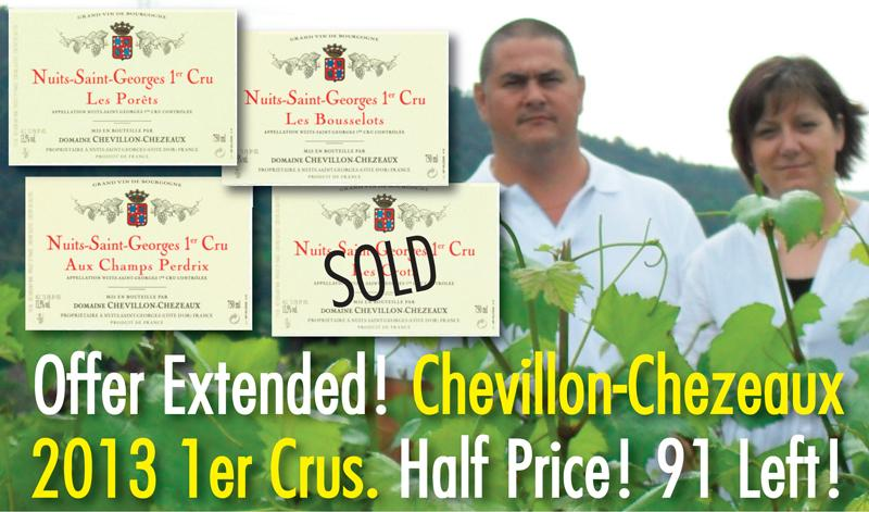 Chevillon-Chezeaux 2013 Half 91 Header