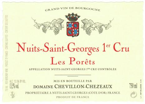 Chevillon-Chezeaux Porets