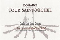 Tour St Michel Deux Soeurs