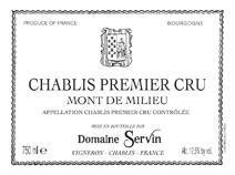 Servin Milieu Label