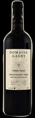 Gauby VV Bottle