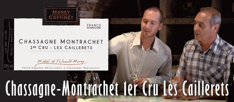 Morey-Coffinet Caillerets Header