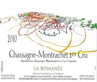 Maltroye Romanee Label 2010
