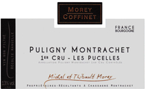 Morey-Coffinet Pucelles NV Label