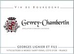 Lignier Gevrey Chambertin Label