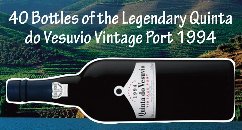 Vesuvio 1994 Port Header