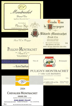 Puligny Labels
