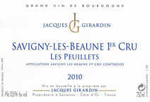 Girardin Peuillets Label