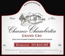 Duroche Charmes Label