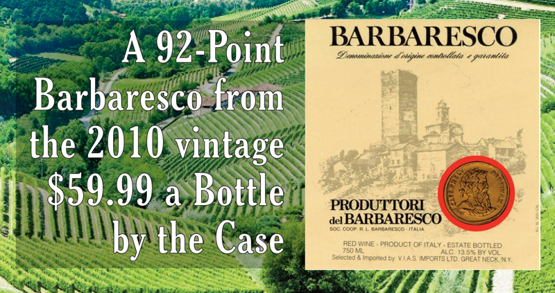 Barbaresco 2010 Header