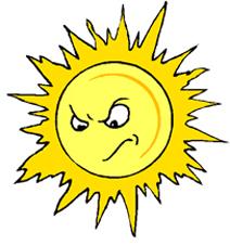 Sun Melting