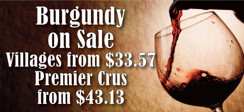 Burgundy Sale Header