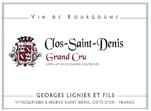 Lignier Clos St Denis Label
