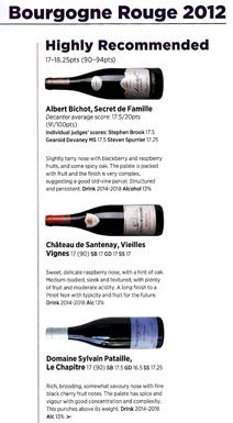 Decanter Bourgogne