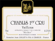 Collet Vaillons Label