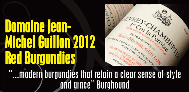 Guillon Red Burg 2012
