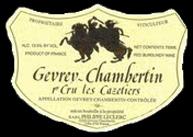 Leclerc Cazetiers Label