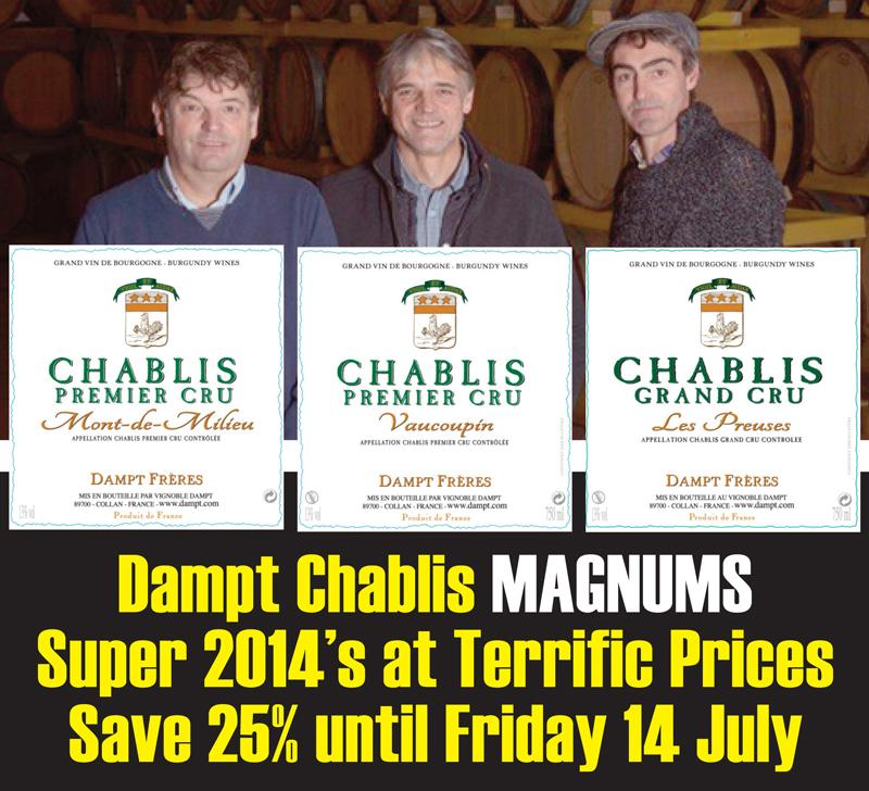 Dampt 2014 Magnums Header