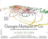 Maltroye Dent de Chien 2010 Label
