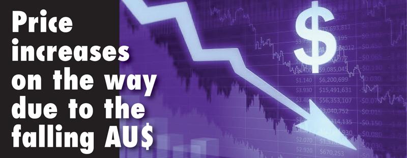 Falling Dollar Header