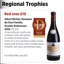 Decanter 2012 Awards GE 1