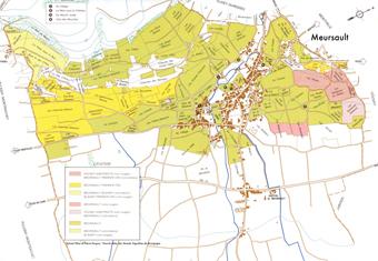 Meursault Map