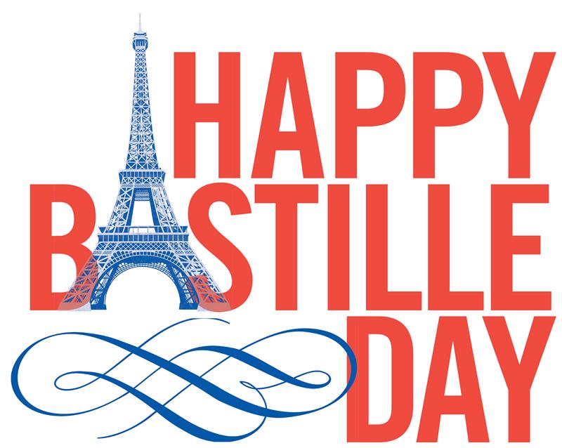 Happy Bastille Day Header