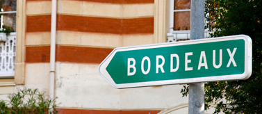 Bordeaux Sign
