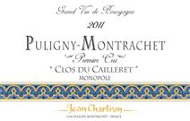 Chartron Clos Cailleret Label