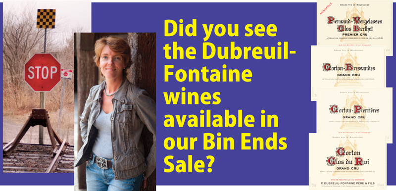 Dubreuil-Fontaine Bin Ends